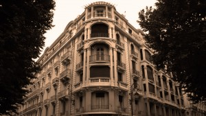 L'Hôtel du Parc à Vichy, résidence du chef de l'Etat Français de 1940 à 1944