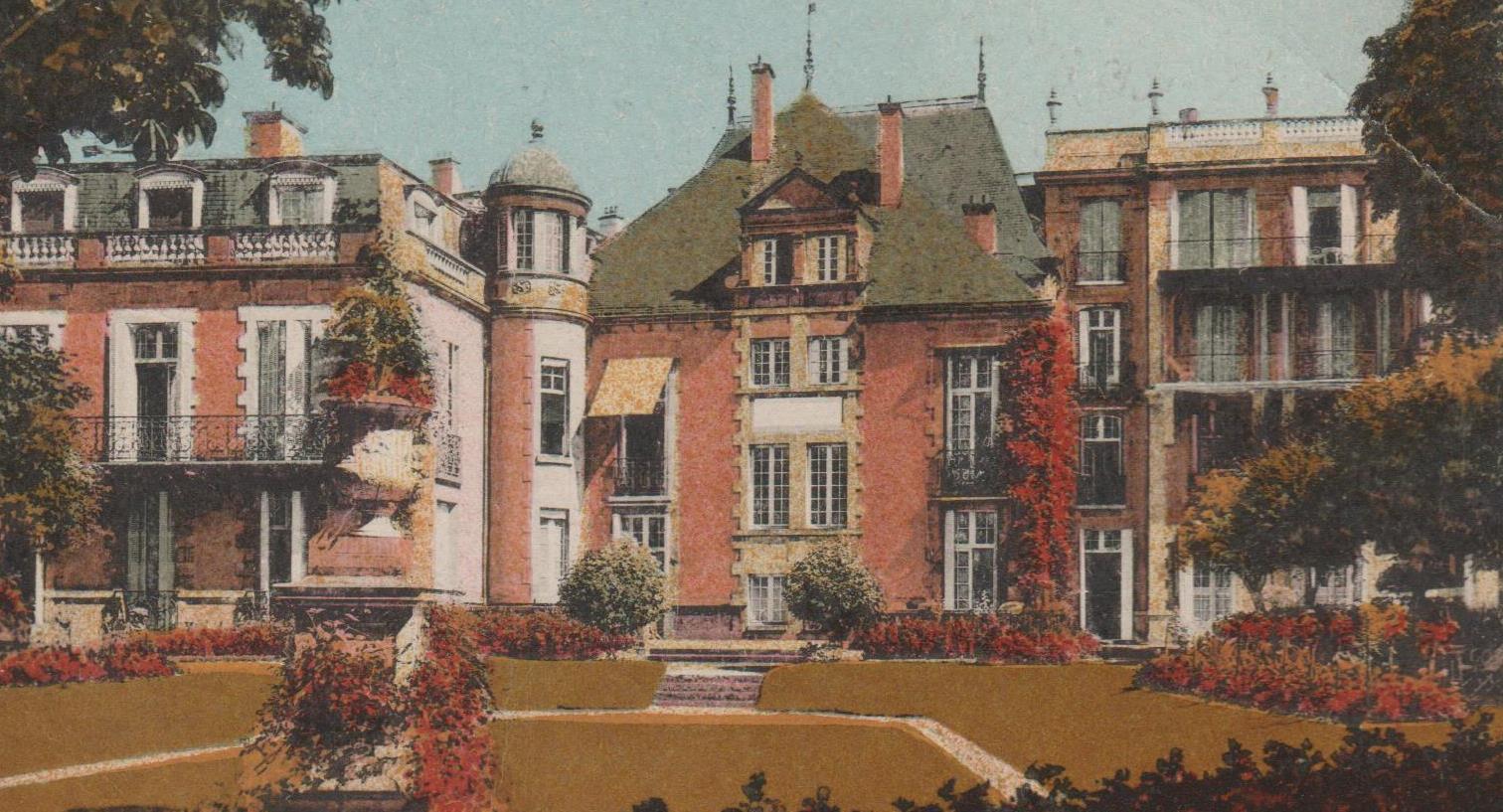 Pavillon Sévigné à Vichy
