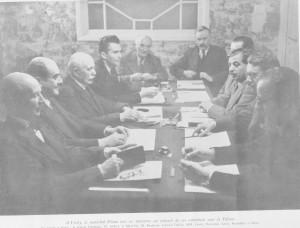 conseil des ministres-vichy-octobre 1940