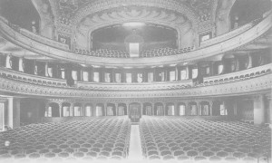 Vichy -Le Casino, Salle du Théâtre